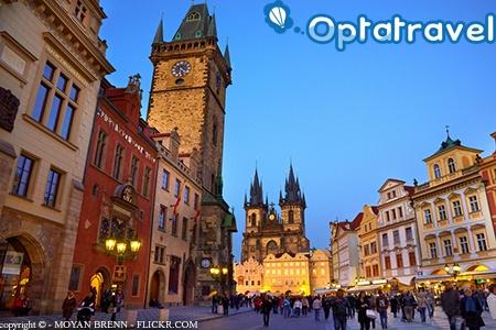 Praga: Offerta Ponte Immacolata Volo + Hotel 4gg a 149€ | Optatravel.com