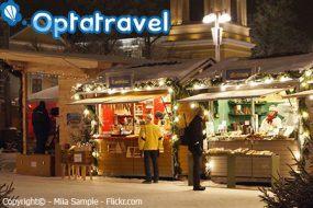 Austria: Offerta Immacolata | Bus + Hotel 4* + Mercatini Di Natale a 99€