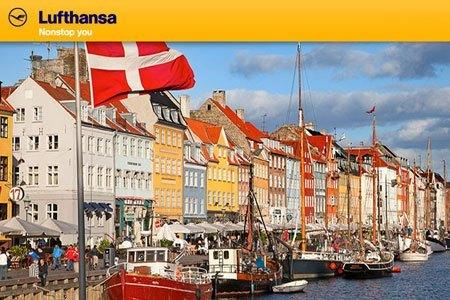 Lufthansa offerte voli in europa a partire da 149 a r for Offerte voli amsterdam