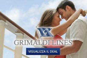 Grimaldi Lines: Buono Sconto del 20% e 30% con Groupon da 5€