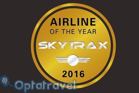 Skytrax: La Classifica 2016 delle 100 Migliori Compagnie Aeree