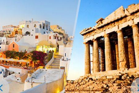 Grecia: Offerta Tour 8 giorni tra Atene e Santorini a 416 ...