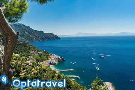 Costiera amalfitana hotel 4 spa a 149 a coppia for Soggiorno costiera amalfitana