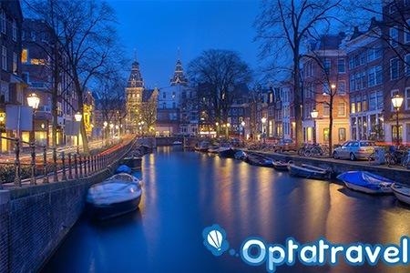 Transavia offerta voli low cost amsterdam da 25 for Voli low cost amsterdam