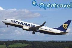 Ryanair lancia 25 nuove rotte da Milano Bergamo