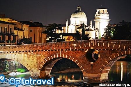 Verona soggiorno luxury per due a 89 natale incluso for Soggiorno verona