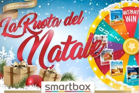 Concorso smartbox vinci un cofanetto regalo for Smartbox fuga di tre giorni due cene