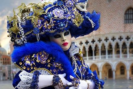 Venezia: Offerta Carnevale Treno+Hotel a 202€