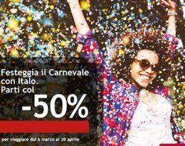 Codice promo Italo: Biglietti a metà prezzo da soli 7,90€!