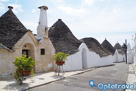 Tipica casa salentina in affitto vicino Otranto in Puglia cod. S214 ...