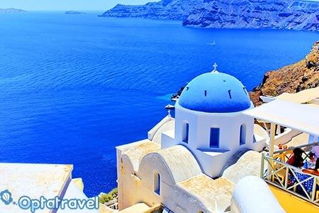 Santorini: Offerta Estate Volo + Hotel 3* a 159€ | Optatravel.com