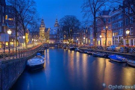 Capodanno ad Amsterdam: Volo + 3 notti in hotel 3* a 302€