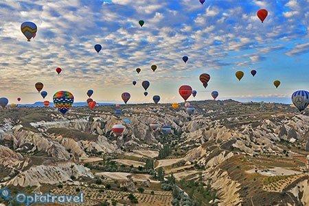 Turchia Tour Low cost: Volo + 7 notti in hotel 5* a 99€