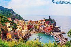 Concorso per vincere un soggiorno in Italia e in Europa