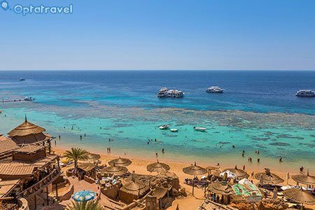Natale a Sharm el Sheikh: Volo + Resort 4* All inclusive a 291€