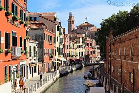 Hotel Venezia centro: Soggiorno romantico con colazione a 20 ...