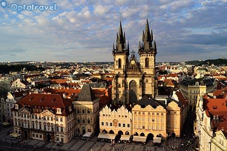 Concorsi viaggi gratis: vinci un soggiorno a Praga | Optatravel.com