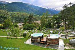 Vacanze di Pasqua a Bormio: 2 notti in Hotel + Terme a 95€