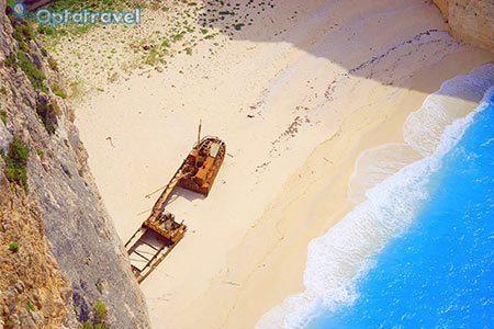 Vacanze a Zante in Agosto: Volo + Hotel centrale a 317€