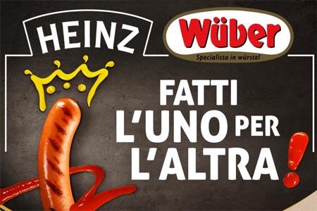 concorso wuber heinz