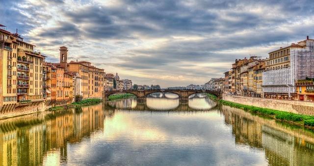 Firenze Lungo Arno