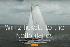 Concorso iFly KLM: Vinci 2 biglietti aerei per Amsterdam