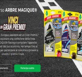 Concorso Arbre Magique: Vinci Viaggio e Gran Premio